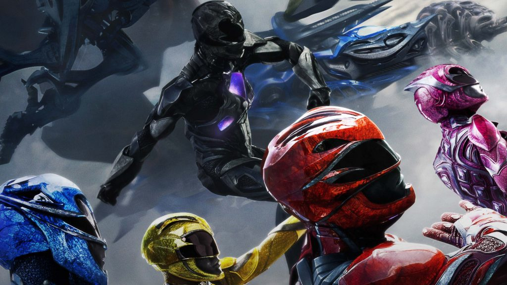 Power Rangers (2017) 4K UHD Wallpaper