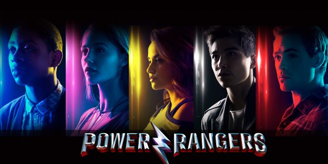 Power Rangers (2017) Wallpapers