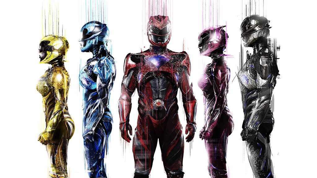 Power Rangers (2017) 5K HD Wallpaper