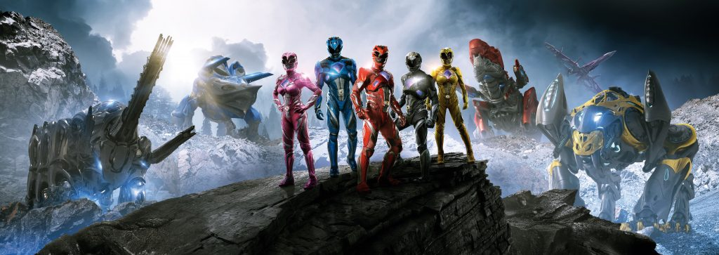 Power Rangers (2017) Wallpaper