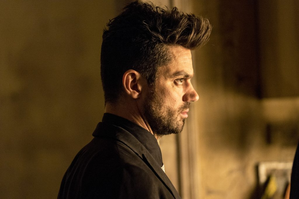 Preacher HD Wallpaper
