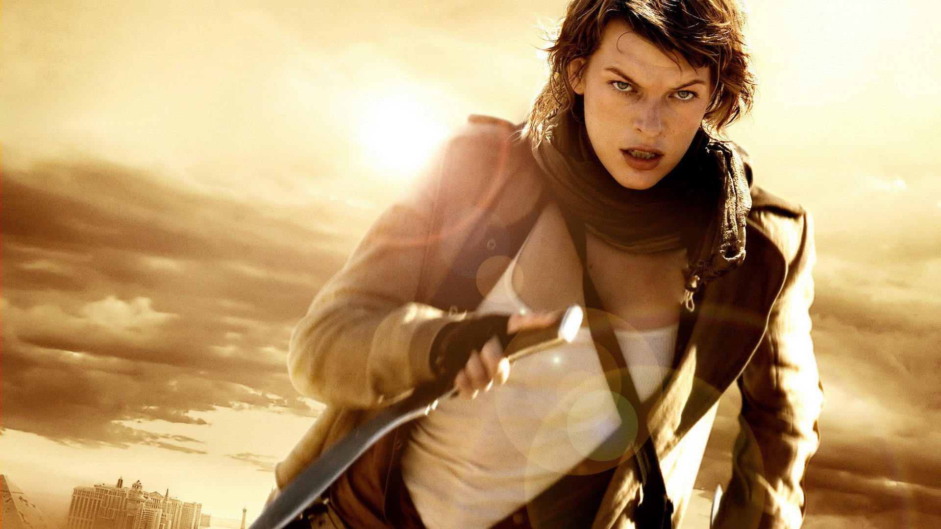 Resident Evil Extinction Wallpapers Pictures Images