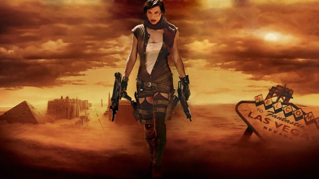 Resident Evil: Extinction Full HD Wallpaper