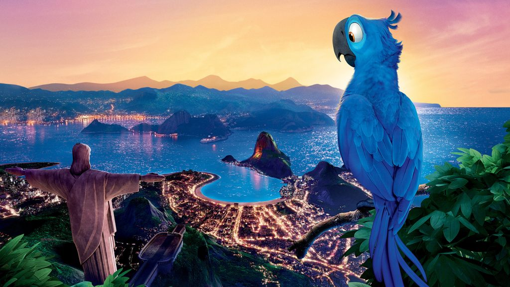 Rio Full HD Wallpaper
