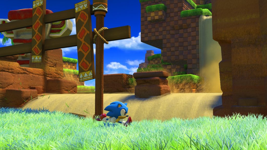 Sonic Forces Full HD Wallpaper