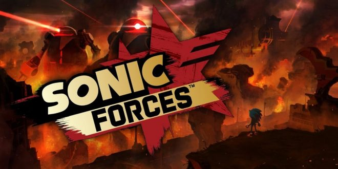 Sonic Forces Wallpapers