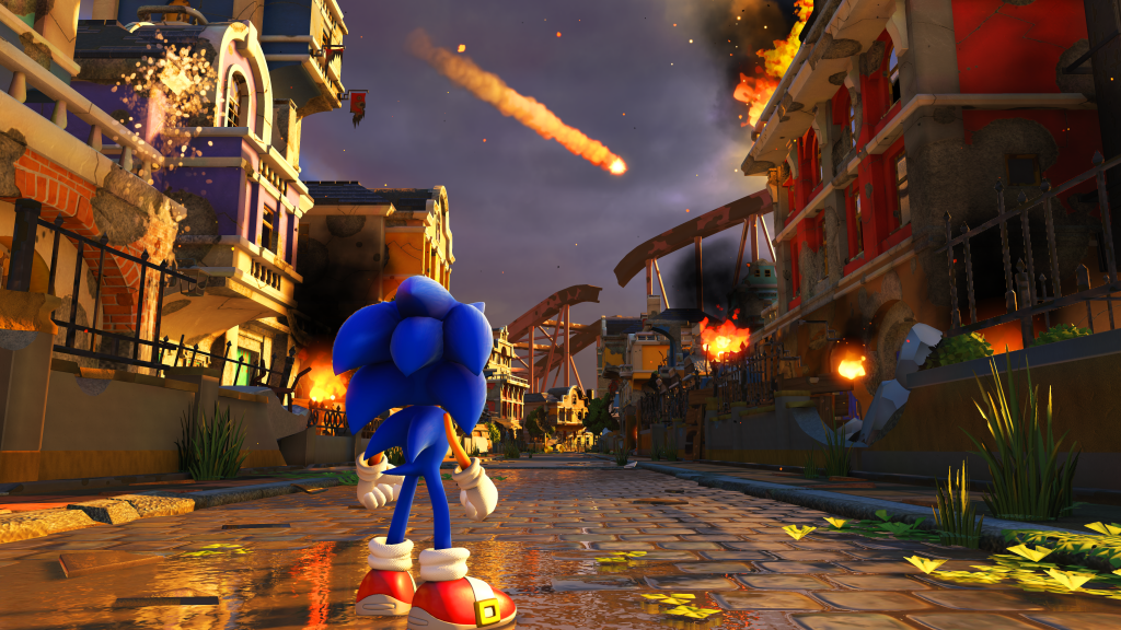 Sonic Forces 5K HD Wallpaper