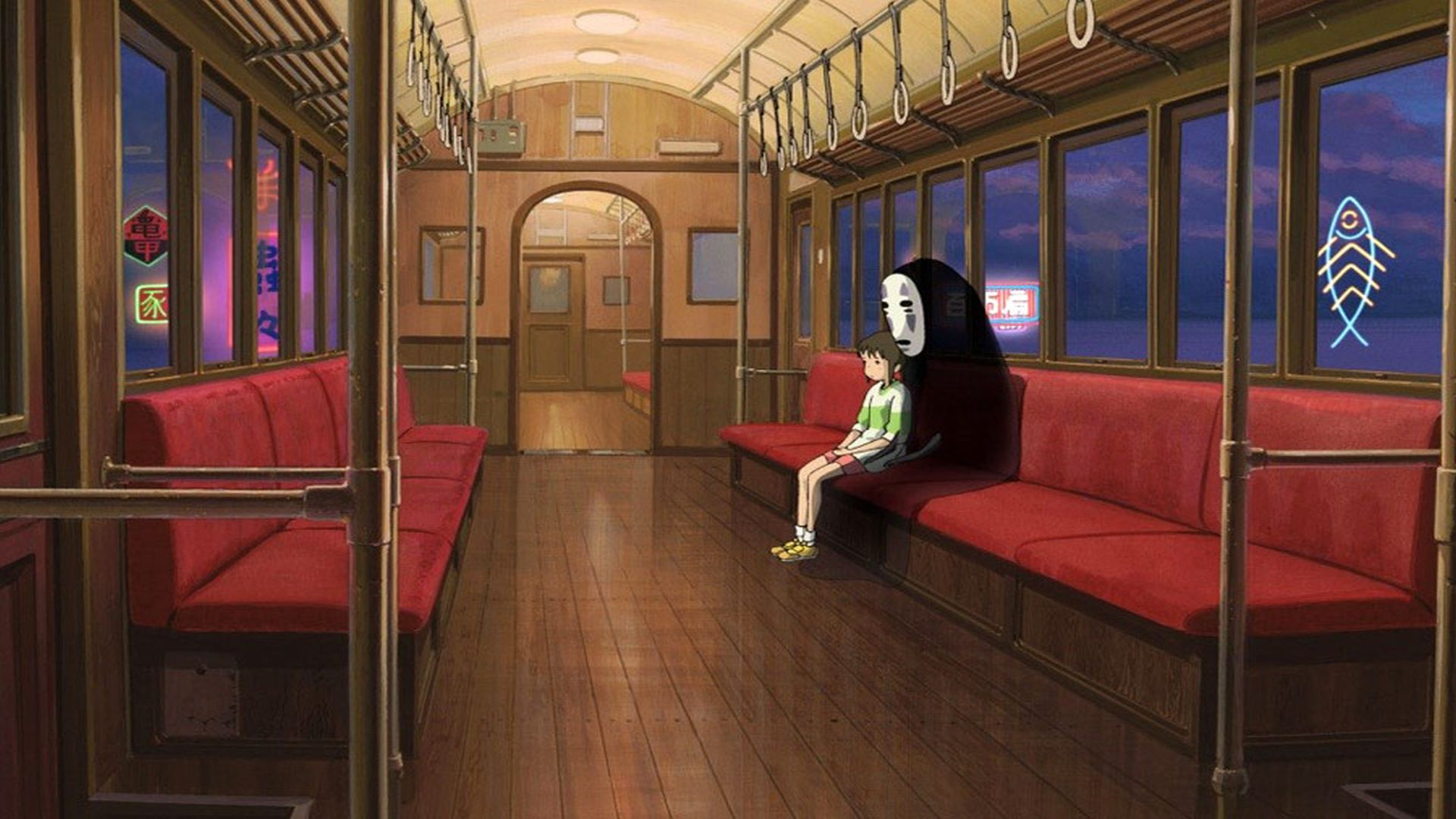 Spirited Away Backgrounds Pictures Images