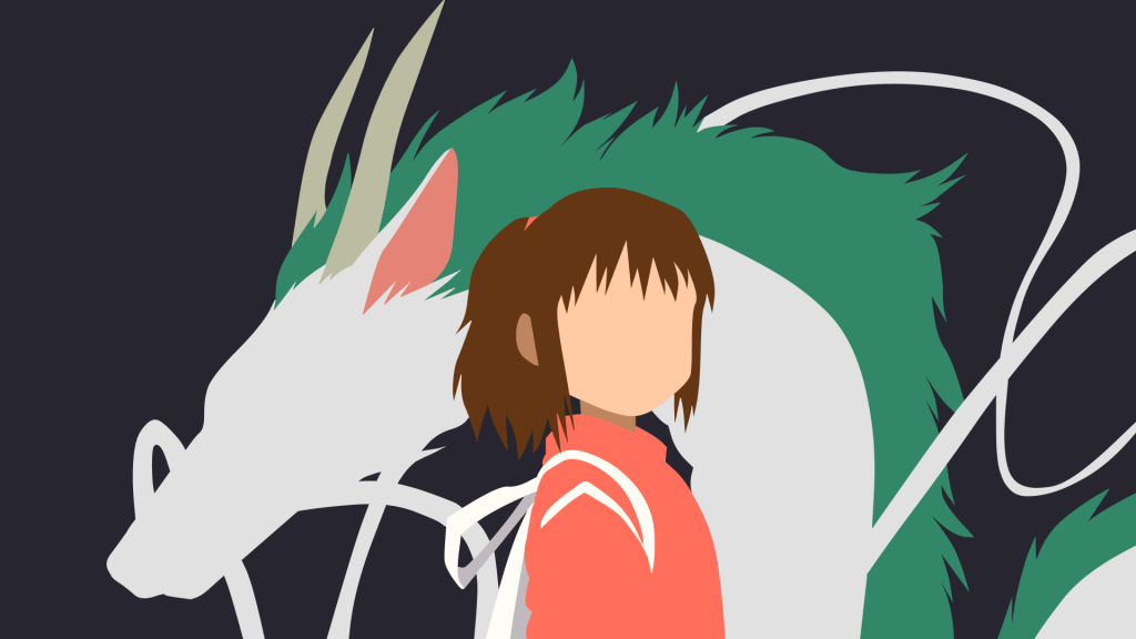 Spirited Away Full HD Background