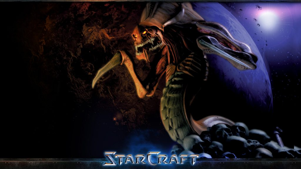 Starcraft Full HD Background