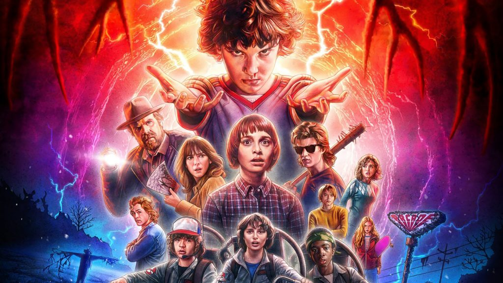 Stranger Things HD 4K UHD Wallpaper