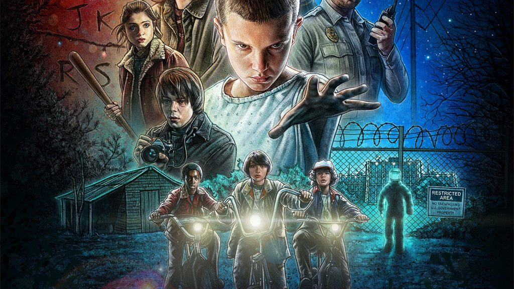 Stranger Things HD Full HD Wallpaper