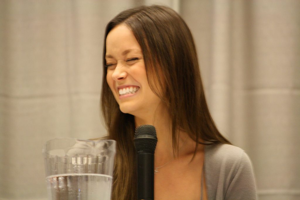 Summer Glau Background