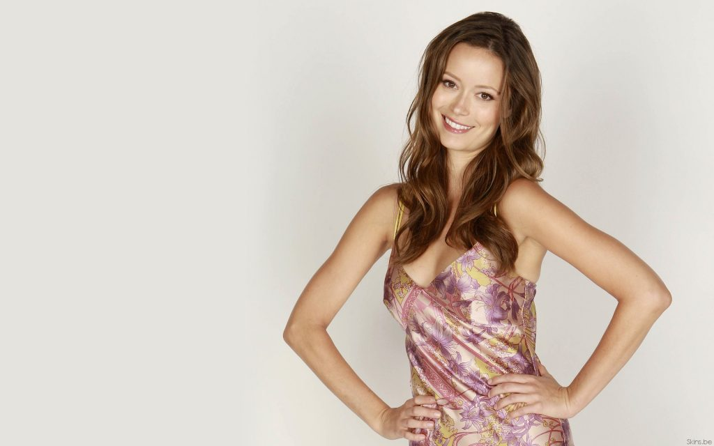 Summer Glau Widescreen Background