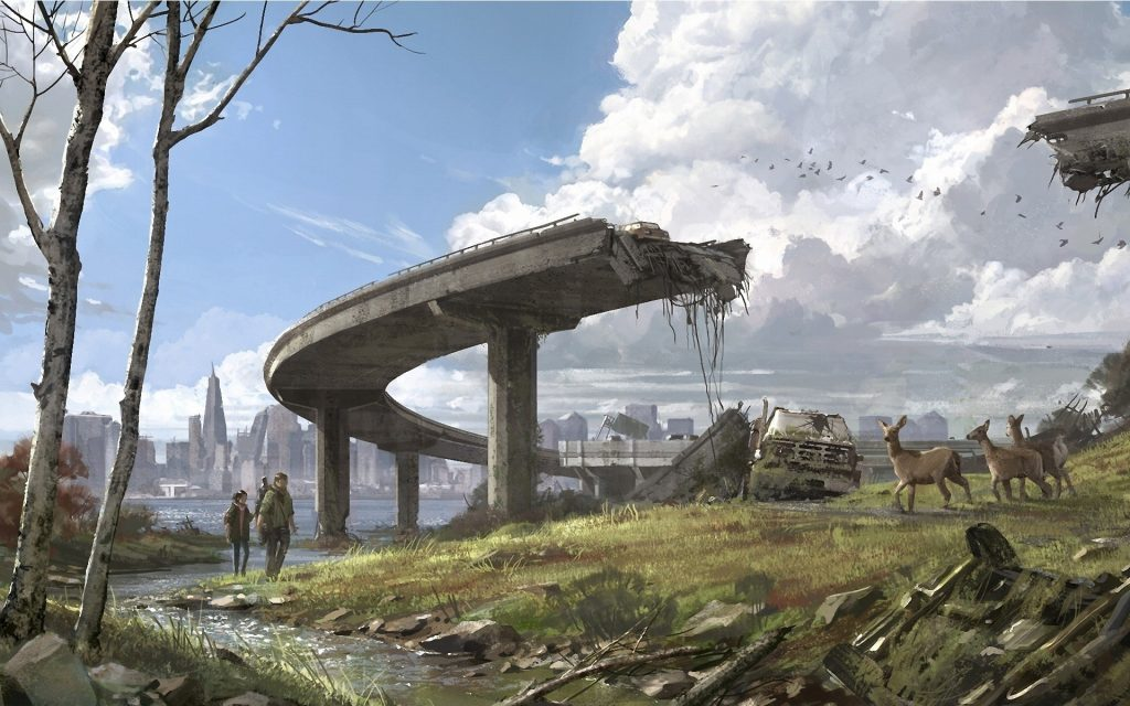 The Last Of Us Widescreen Background