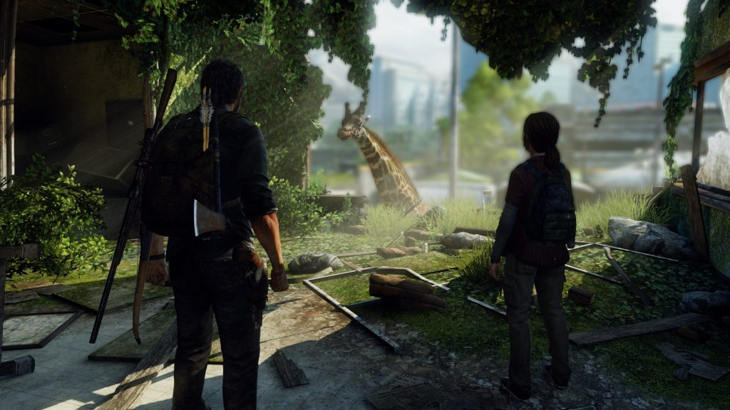 The Last Of Us Full HD Background