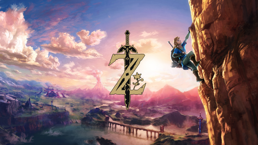 The Legend Of Zelda: Breath Of The Wild 5K HD Wallpaper