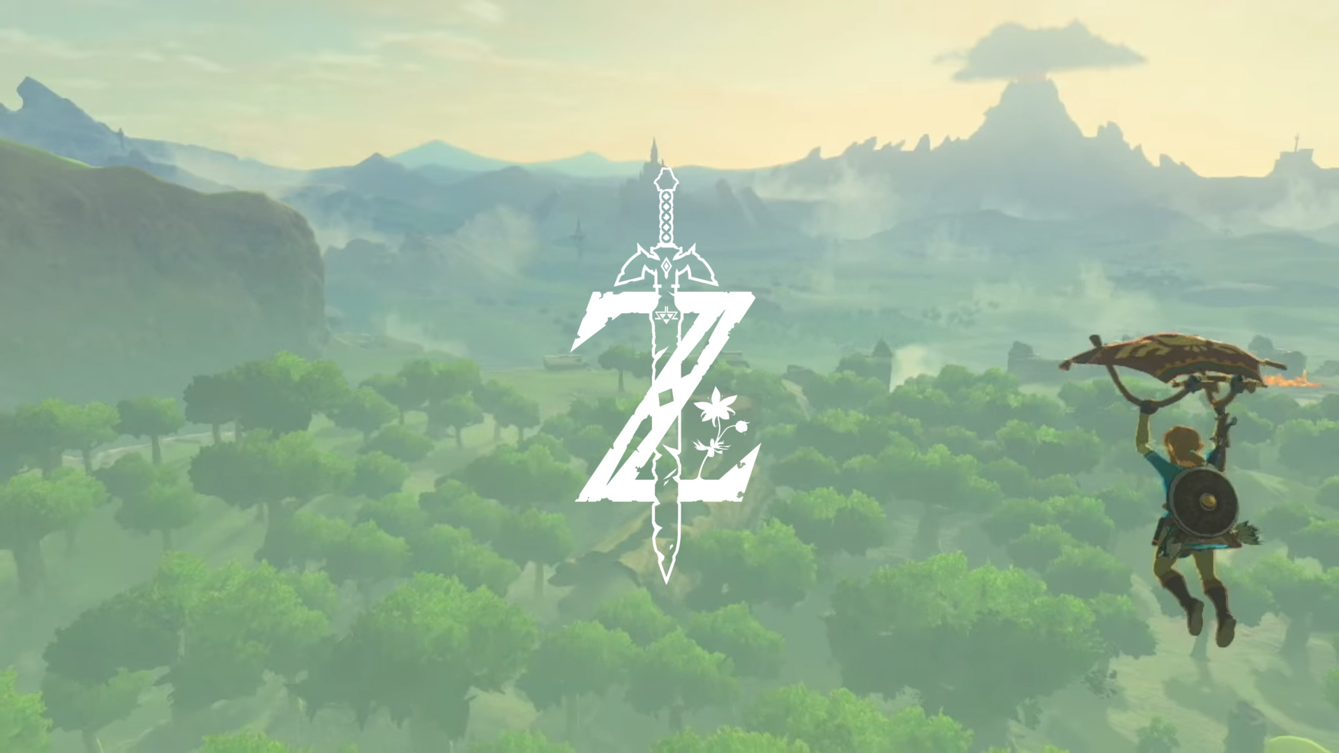 Breath Of The Wild Dual Monitor Wallpaper: The Legend Of Zelda: Breath Of The Wild Wallpapers