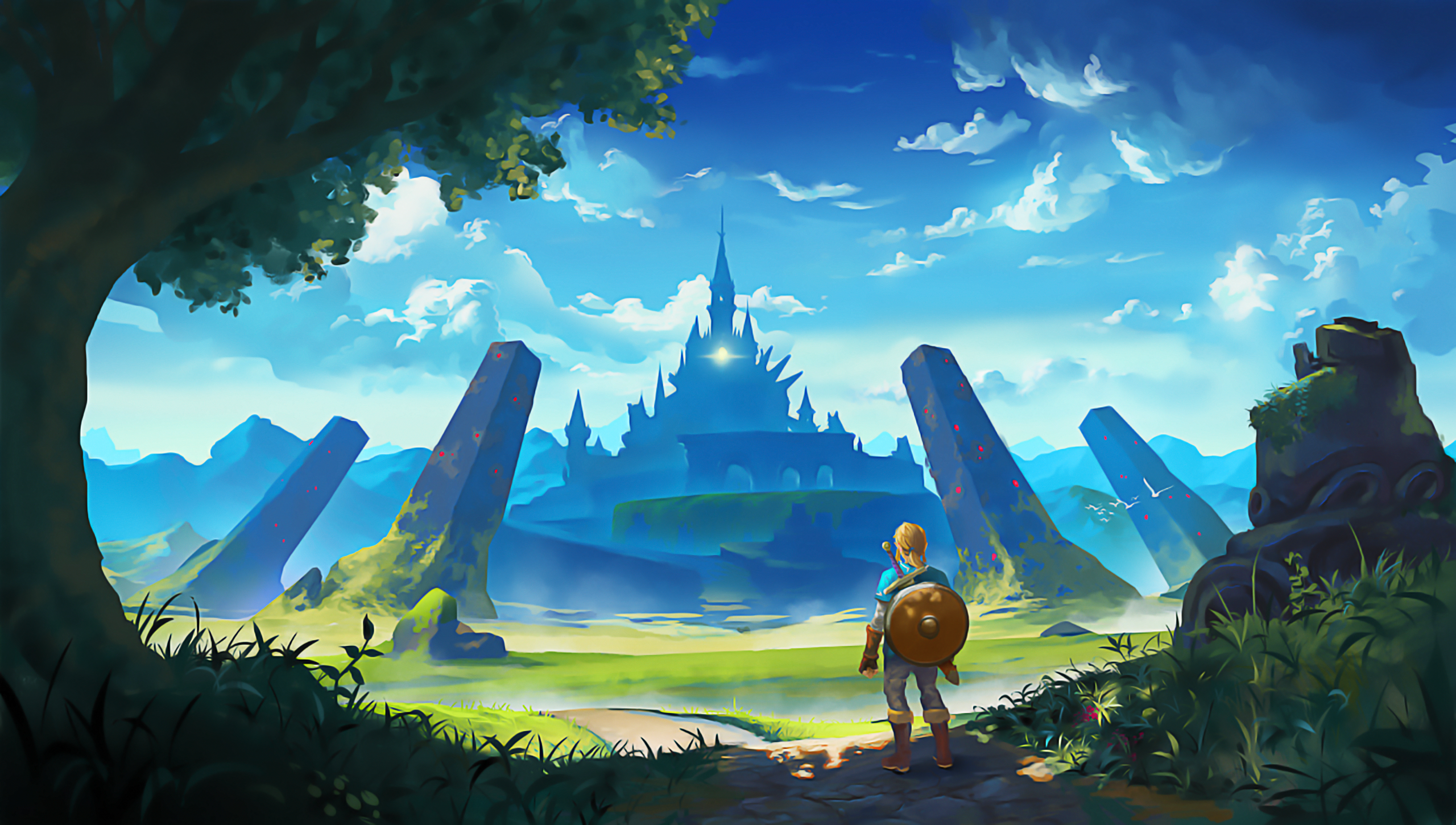 The Legend Of Zelda: Breath Of The Wild Wallpapers ...