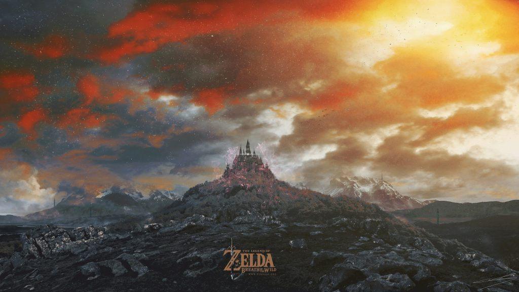 The Legend Of Zelda: Breath Of The Wild Quad HD Wallpaper