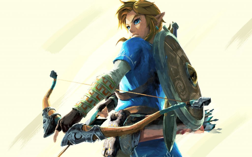 The Legend Of Zelda: Breath Of The Wild Wallpaper
