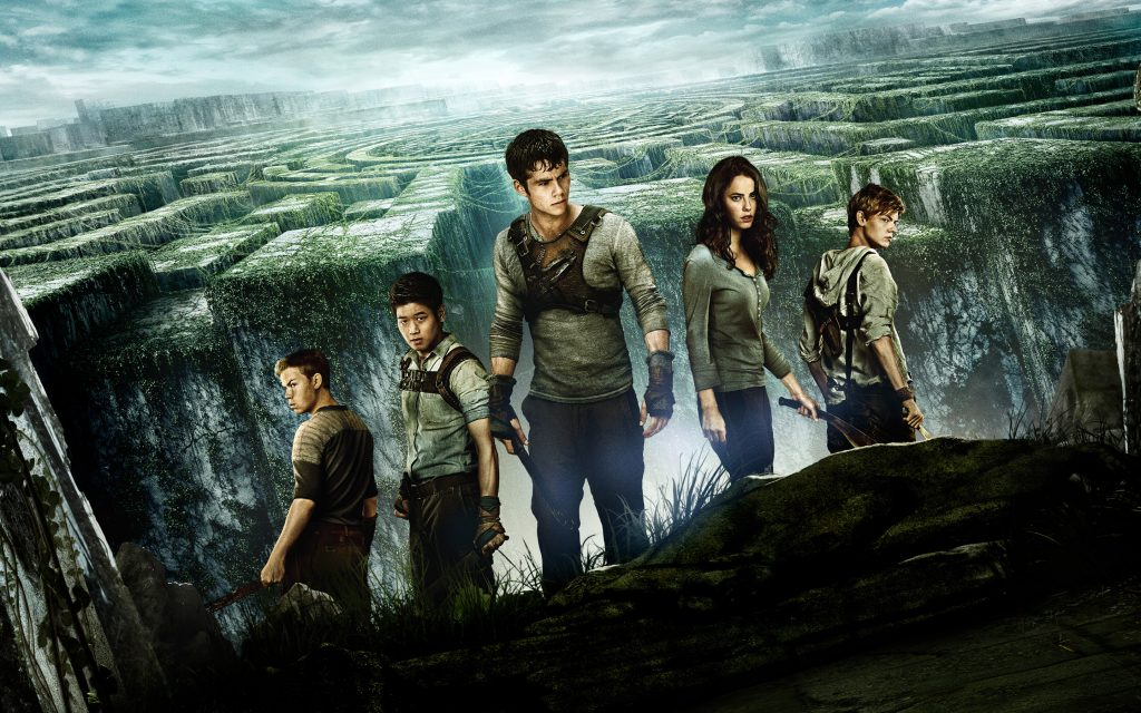 The Maze Runner Widescreen Wallpaper