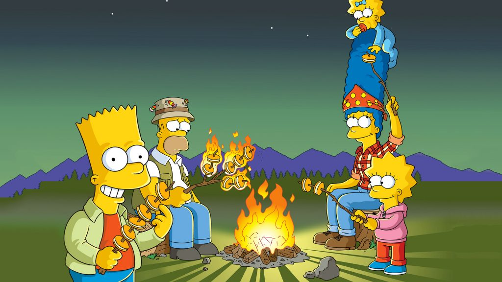 The Simpsons HD Full HD Wallpaper