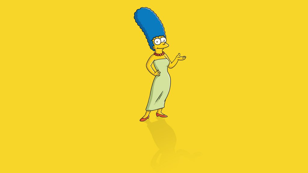 The Simpsons Full HD Background