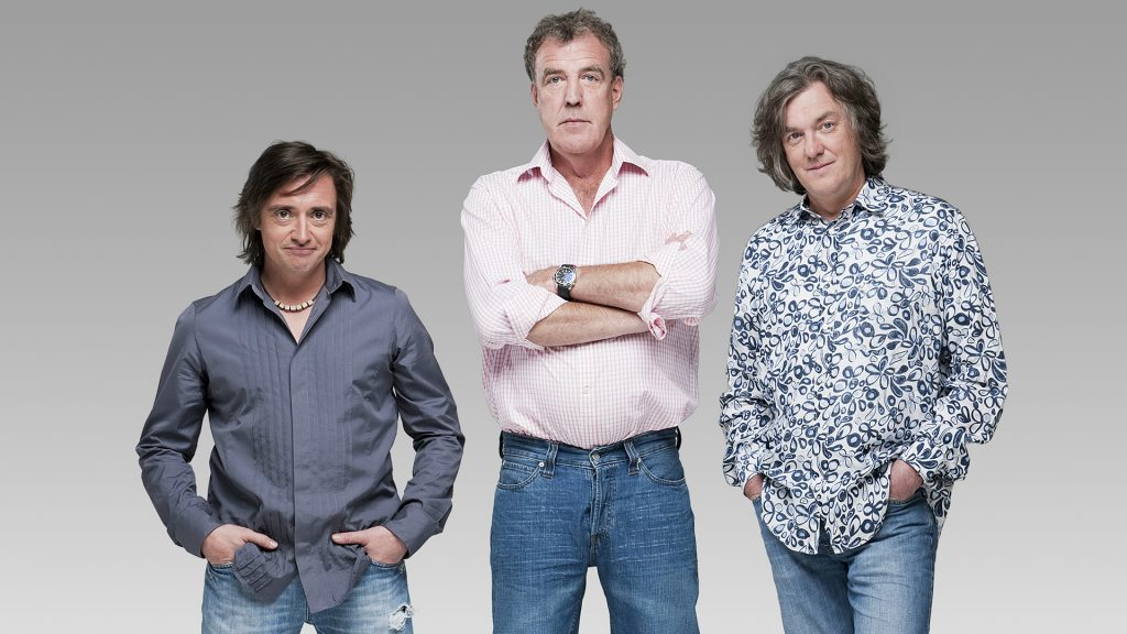 Top Gear Full HD Background