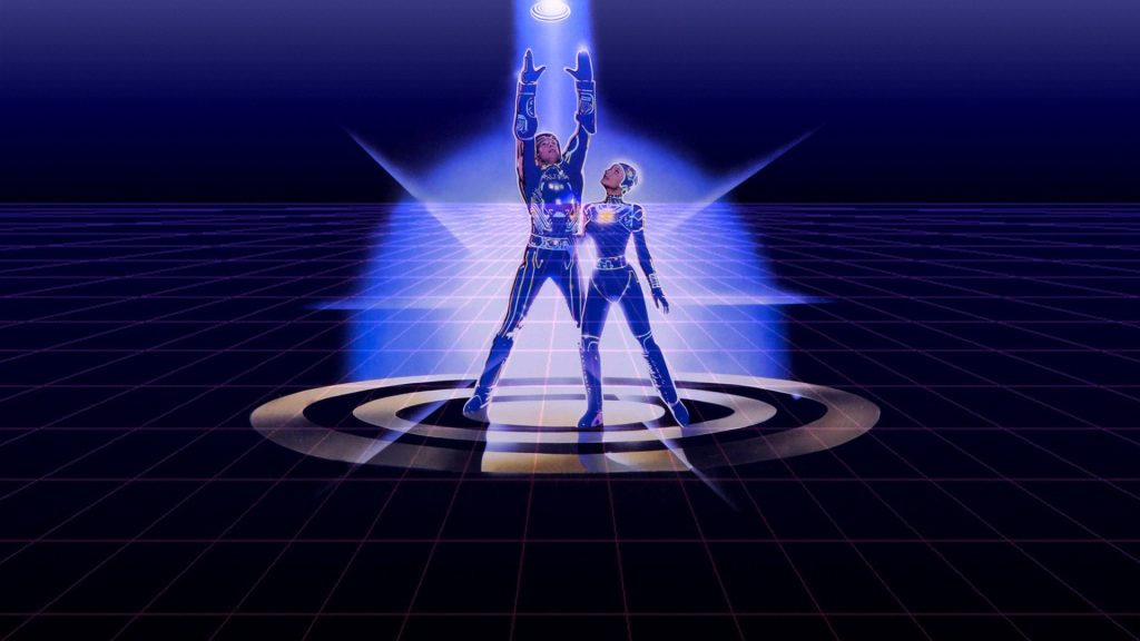 Tron Full HD Wallpaper