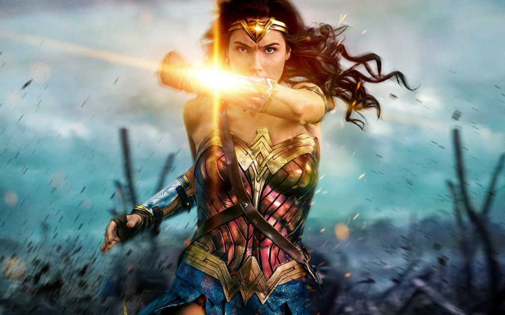 Wonder Woman 4K Ultra HD Background