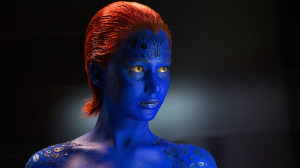 X-Men: Days Of Future Past Full HD Background