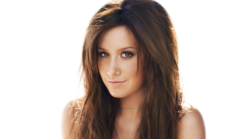 Ashley Tisdale Full HD Background