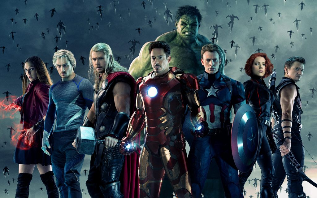 Avengers: Age Of Ultron Widescreen Wallpaper