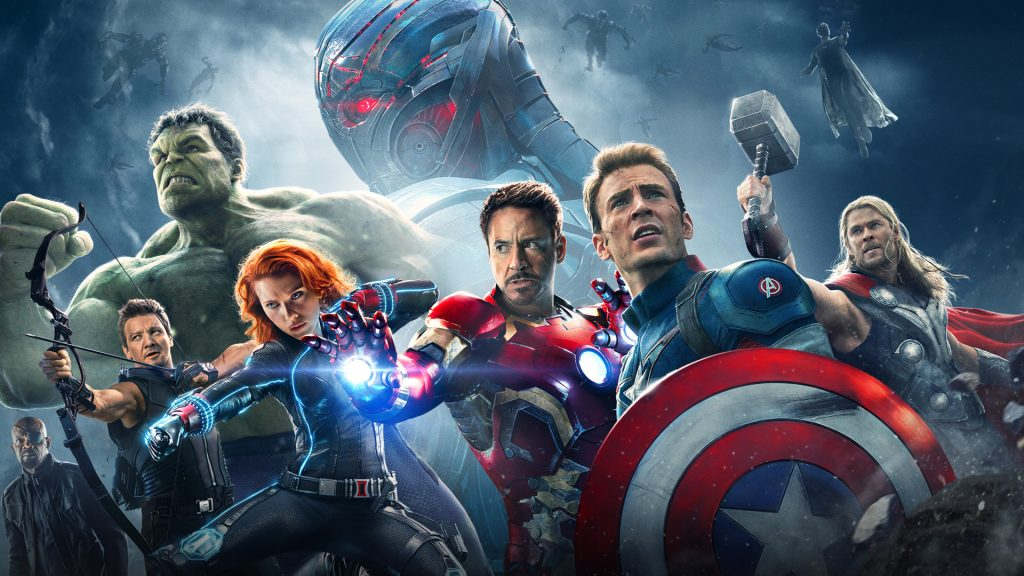 Avengers: Age Of Ultron Full HD Wallpaper