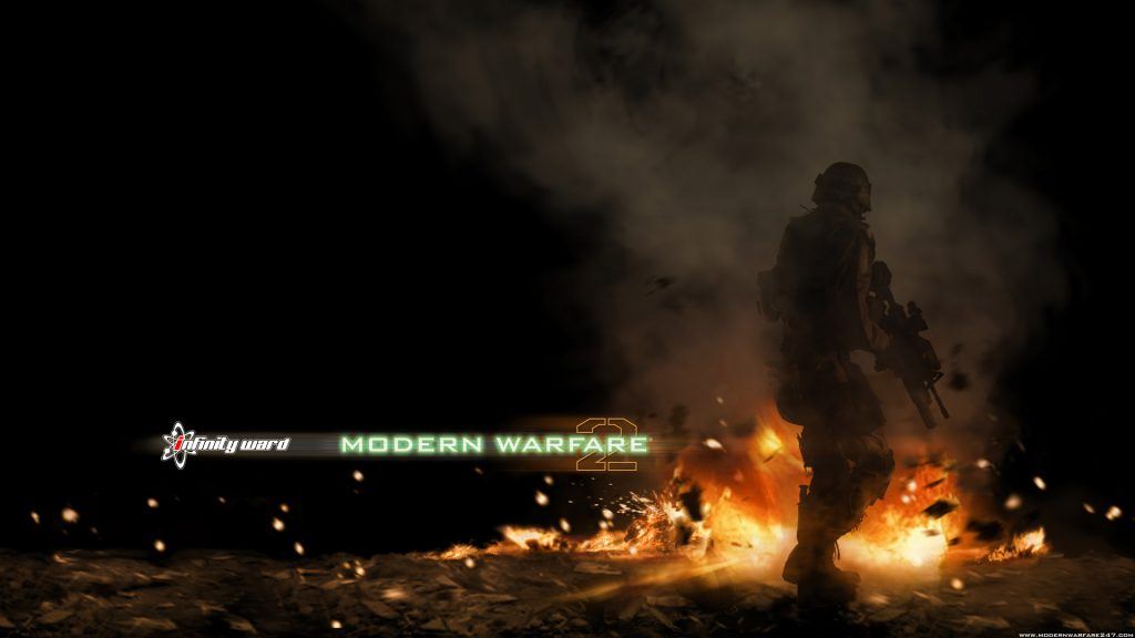 Call Of Duty: Modern Warfare 2 Full HD Wallpaper