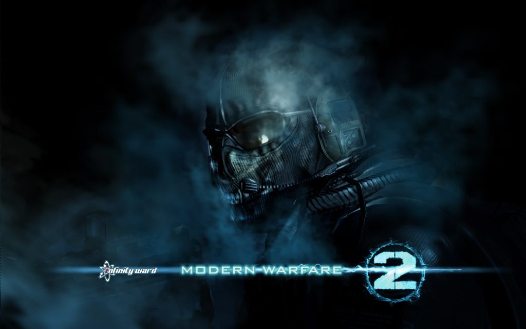 Call Of Duty: Modern Warfare 2 Widescreen Wallpaper