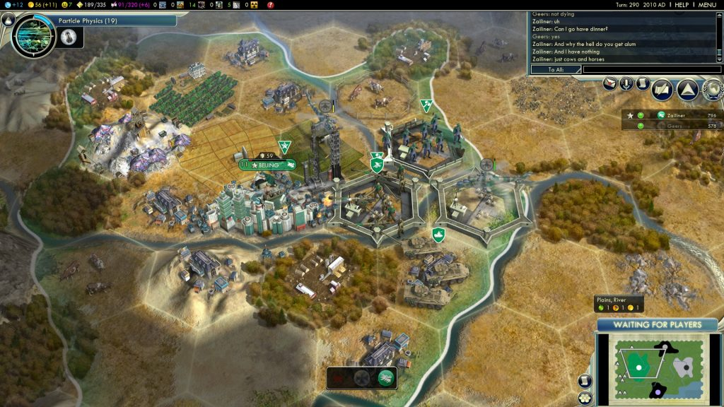 Civilization: Beyond Earth Full HD Wallpaper