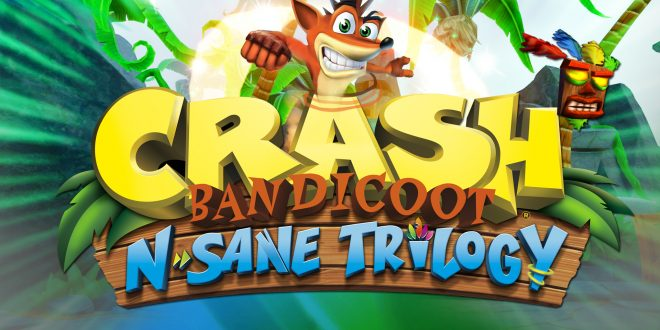 Crash Bandicoot N. Sane Trilogy Wallpapers