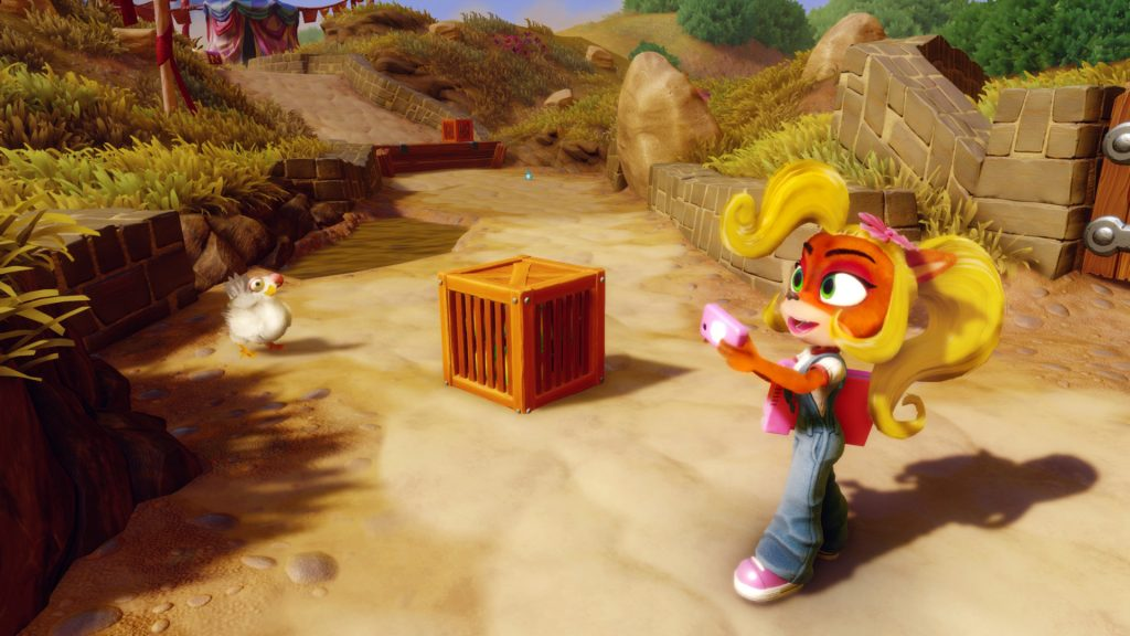 Crash Bandicoot N. Sane Trilogy Full HD Wallpaper