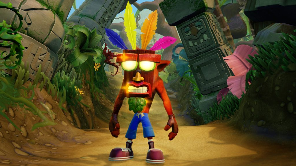 Crash Bandicoot N. Sane Trilogy 4K UHD Wallpaper