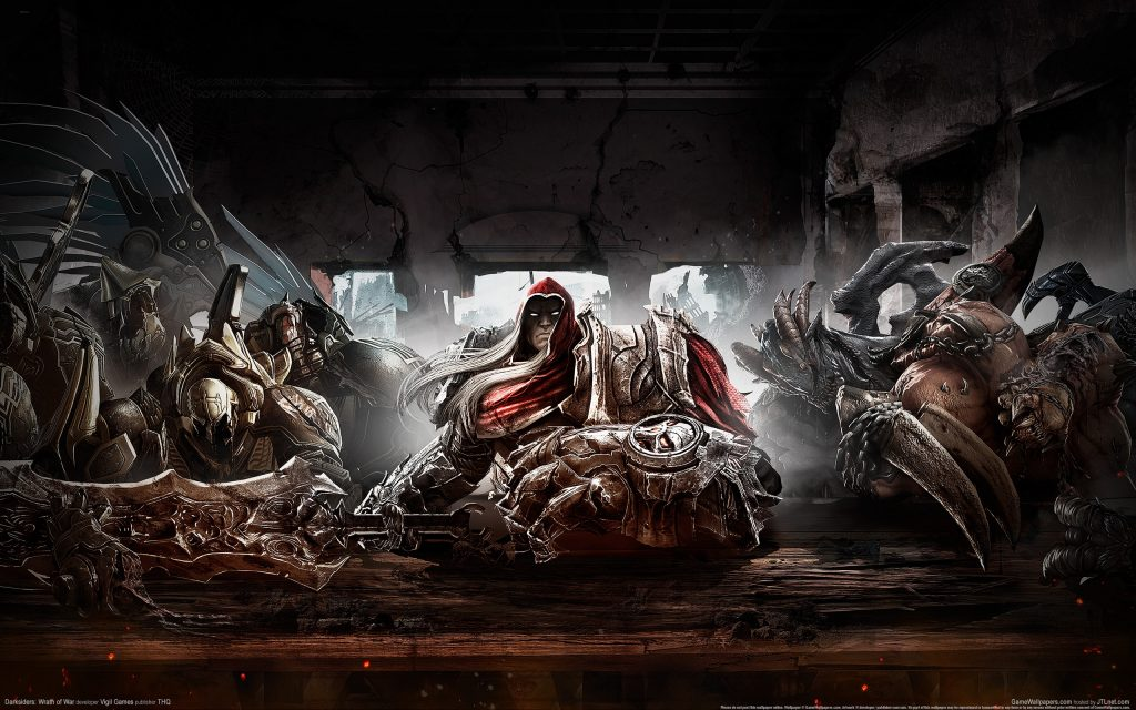 Darksiders Widescreen Wallpaper