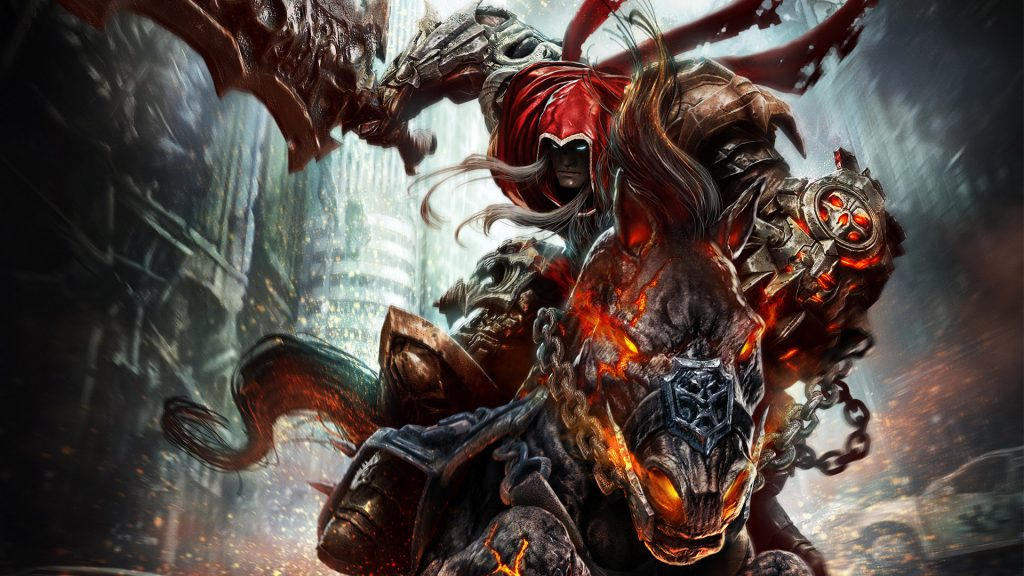 Darksiders Full HD Background