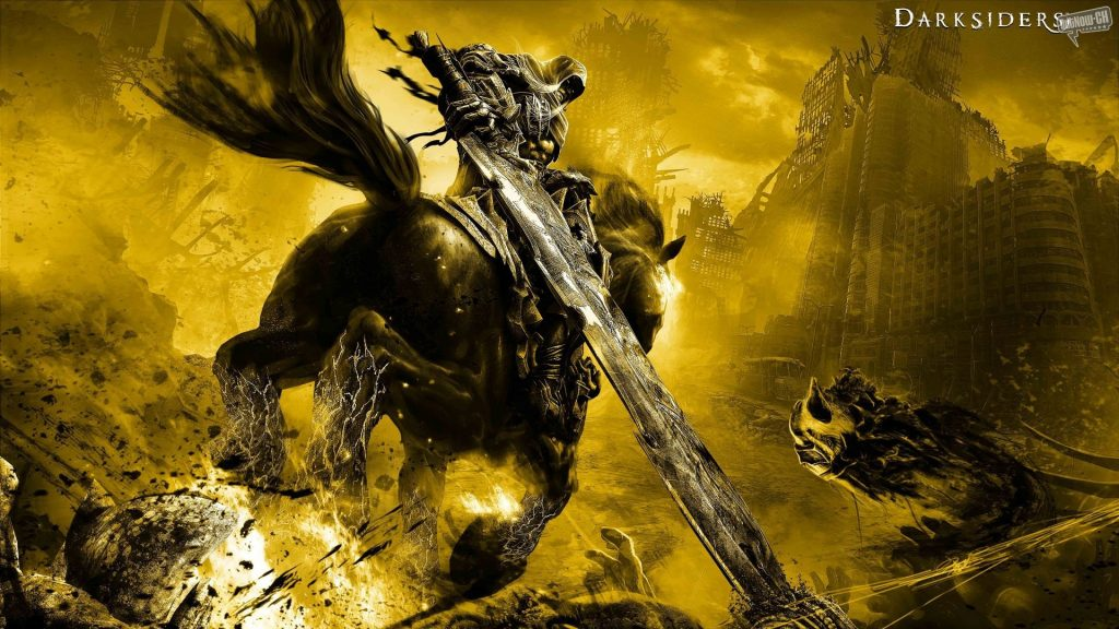 Darksiders Full HD Wallpaper