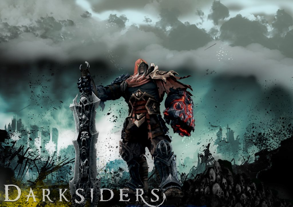 Darksiders Background