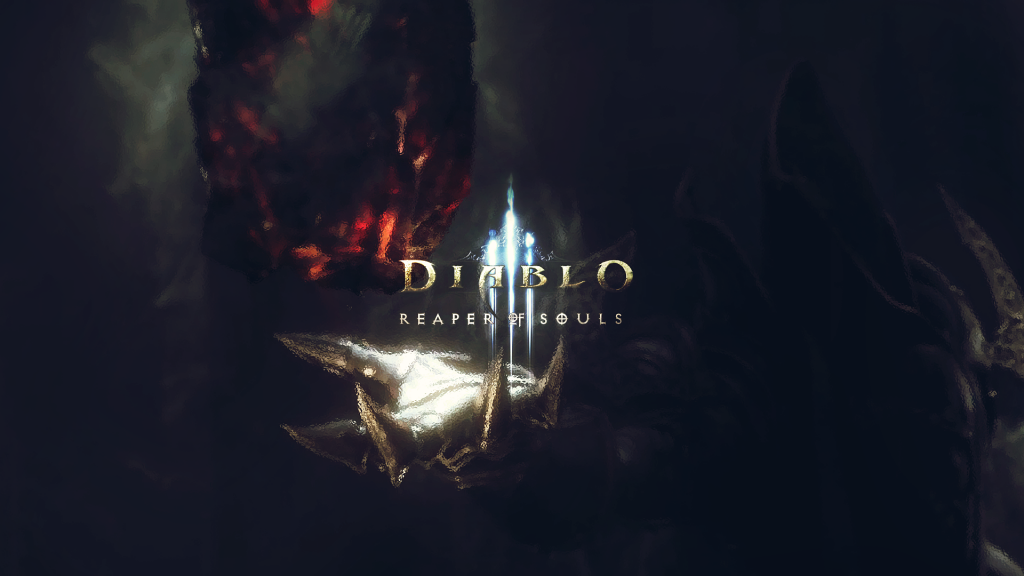 Diablo III: Reaper Of Souls Full HD Background