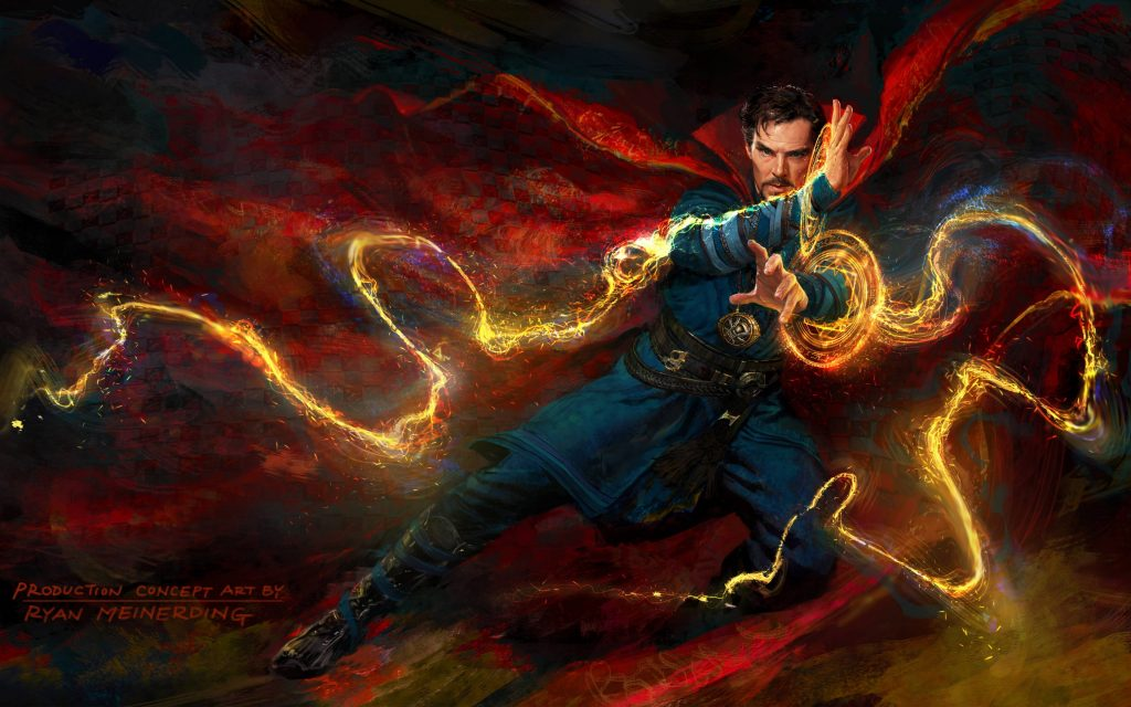 Doctor Strange 4K Ultra HD Wallpaper