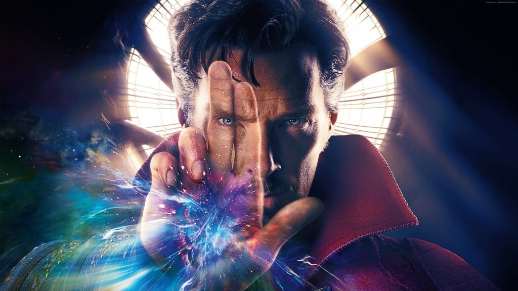 Doctor Strange 4K UHD Wallpaper