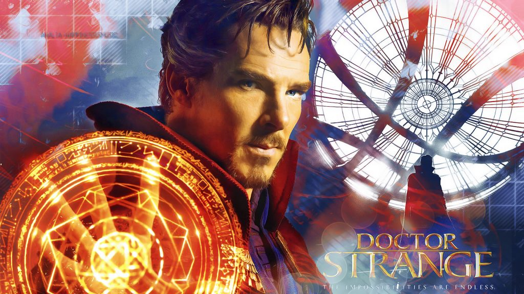 Doctor Strange Full HD Wallpaper