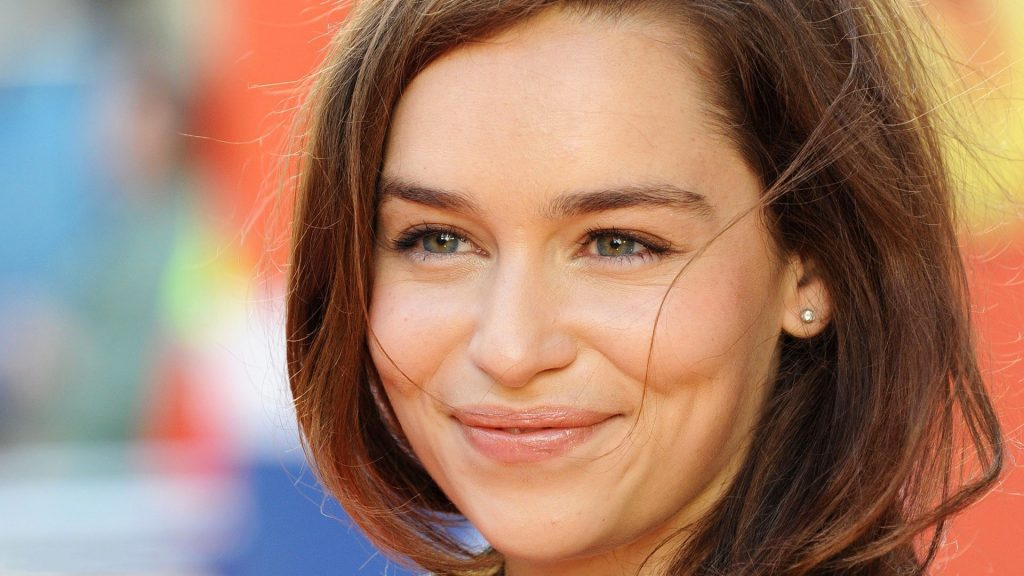Emilia Clarke Full HD Background